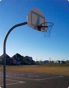 Quizz basketball nba pro a r gles for Panneau de basket exterieur